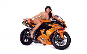 moto girl 584, мотоциклы, мото с девушкой, moto, girls