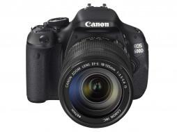 Canon EOS-600D, фотоаппарат