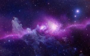 звезды, скопления, галактики, пространство