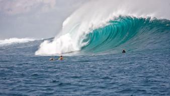 море, волна, серфинг