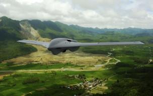 Fury Block 10, беспилотник, полет, Lockheed Martin