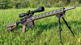 AR-15 Varmint Rifle