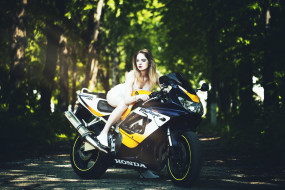 moto girl 177, мотоциклы, мото с девушкой, moto, girls
