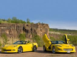 обои для рабочего стола 1280x960 автомобили, corvette