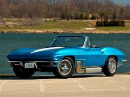 автомобили, corvette