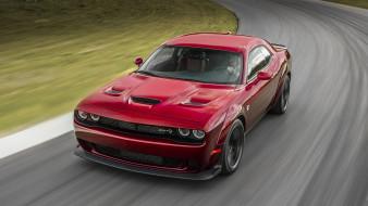Challenger, 2018, Dodge, Hellcat, Widebody, SRT