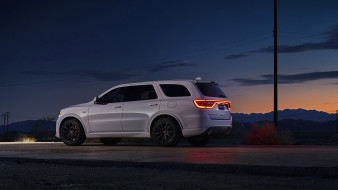 Dodge, SRT, Durango, внедорожник, 2018
