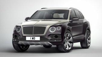 bentley bentayga mulliner 2018, автомобили, bentley, 2018, mulliner, bentayga