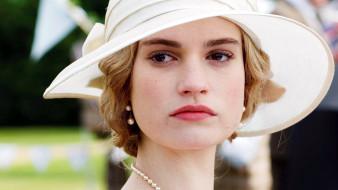 кино фильмы, downton abbey, lily, james, hat
