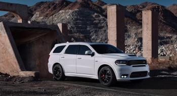 внедорожник, 2018, SRT, Durango, Dodge