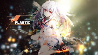 аниме, plastic memories, девушка