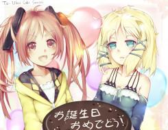 аниме, black bullet, девочки