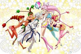 аниме, sailor moon, девушки