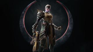 шутер, онлайн, Quake Champions, action
