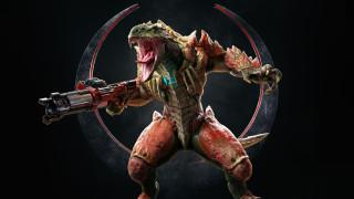 шутер, action, онлайн, Quake Champions