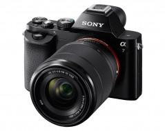 Sony Alpha A7, фотоаппарат