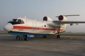 БЕ- 200 ЧС, самолёт