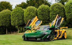 McLaren P1, гиперкар