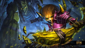 action, ролевая, Heroes of Newerth