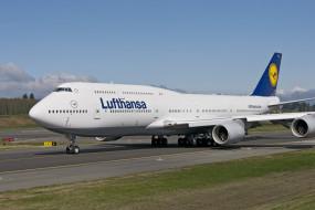 самолёт, Boeing 747