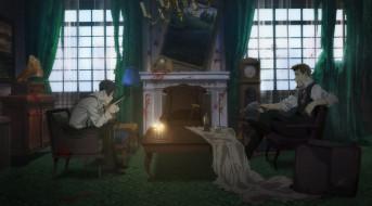 аниме, 91 days, парни