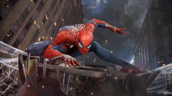 адвенчура, Spider-Man, 2018, action