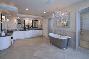 дизайн, стиль, ванная