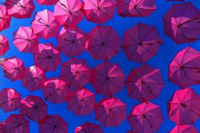разное, сумки,  кошельки,  зонты, зонты, небо, фон