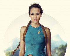 Tomb Raider, Alicia Vikander
