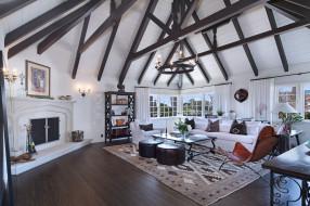 интерьер, гостиная, colors, цветы, стиль, furniture, мебель, камин, fireplace, living, room, style
