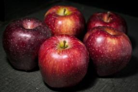 еда, Яблоки, томаты