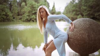 платье, вода