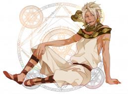 аниме, magi the labyrinth of magic, парень