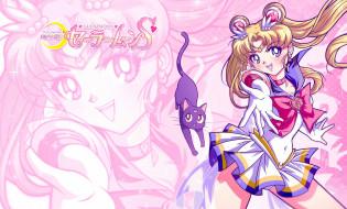 аниме, sailor moon, девушка, tsukino, usagi, воин, луна, кошка