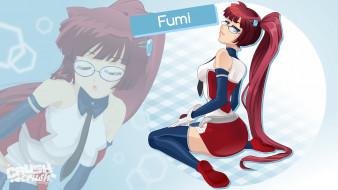 аниме, crush crush, crush