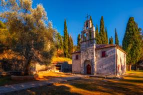 podgorica church of st,  george, города, - православные церкви,  монастыри, храм