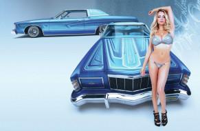 автомобили, -авто с девушками, ford, lindsey pelas