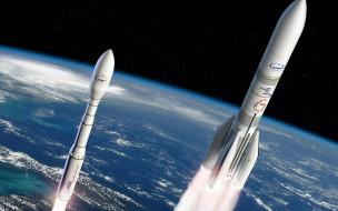 Вега, Vega-C, Ariane-6, Ариан 6, Ракета