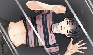 аниме, killing stalking, юнбум