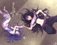 аниме, magi the labyrinth of magic, двое