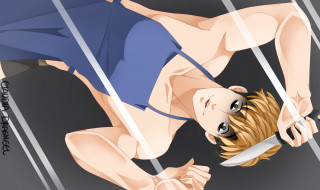 аниме, killing stalking, убить, сталкера, сану