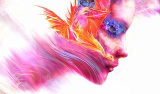 фэнетзи, дракон, мужчина, by LusiusMalfoy, огонь