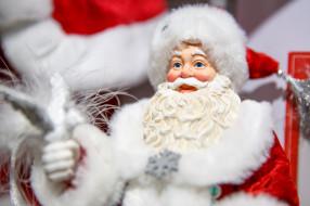 праздничные, дед мороз,  санта клаус, борода
