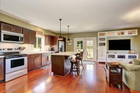 стиль, дизайн, уют, кухня
