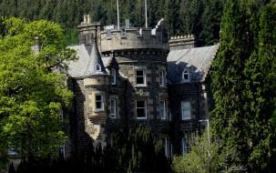 loch lomond castle, города, - дворцы,  замки,  крепости, простор
