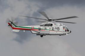 Eurocoptère H225 Super Puma обои для рабочего стола 2048x1365 eurocopt&, 232, re h225 super puma, авиация, вертолёты, вертушка