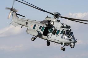 Eurocopter EC.725 Super Cougar обои для рабочего стола 2048x1365 eurocopter ec, 725 super cougar, авиация, вертолёты, вертушка