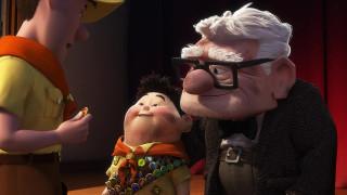 значки, ребенок, юноша, мальчик, очки, дедушка
