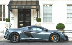 McLaren, суперкар, Spider