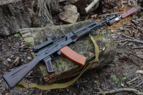 штык нож, АК-74, Автомат Калашникова, ремешок